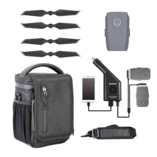 DJI Mavic 2 Fly More Kit Light