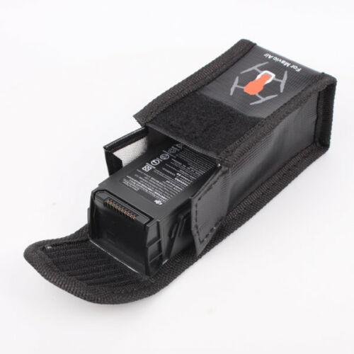 DJI Mavic Air, Spark Safe Bag (tűzálló akkumulátor tároló tasak, 1 darabos)