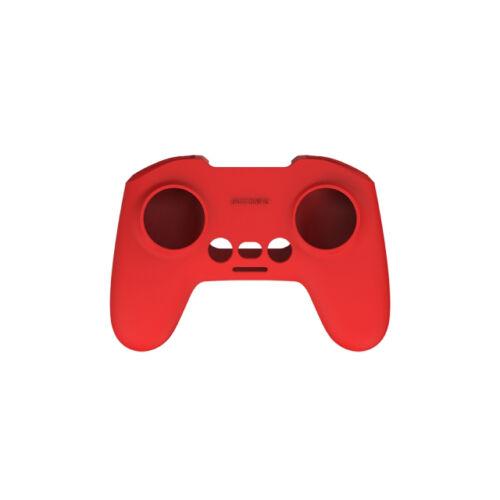 Szilikonos védőborítás DJI FPV drón távirányítóra (piros)