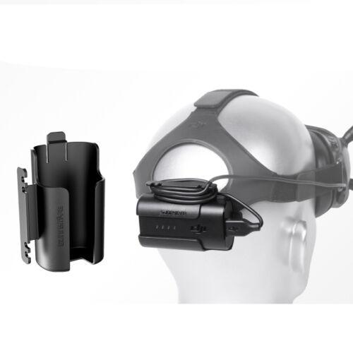 DJI FPV akkumulátor tartó Goggles 2 szemüveghez