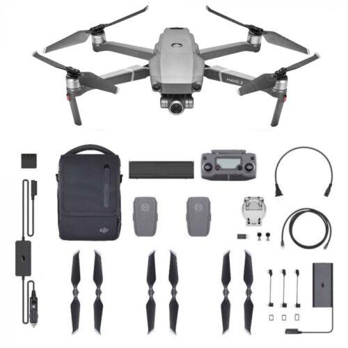 DJI Mavic 2 Zoom Fly More Combo drón szett
