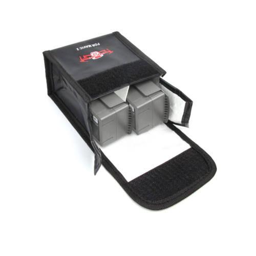 DJI Mavic 2 Pro és Zoom akkumulátor Safe Bag (tűzálló akkumulátor tároló tasak, 2 darabos)