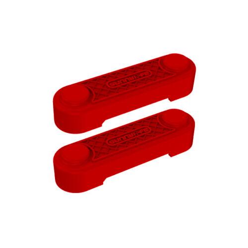 DJI Mavic Mini / Mini 2 karrögzítő (piros szilikon)