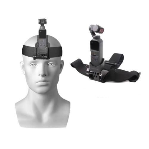 DJI Osmo Pocket fejpánt és multifunkcionális adapter (180 fokos)