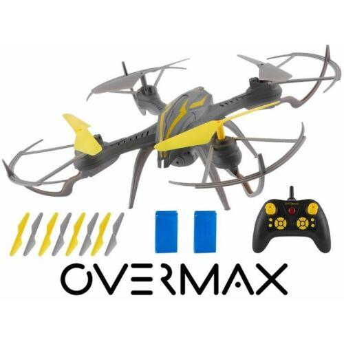 Overmax X-Bee 2.4 HD kamerás komplett RC quadcopter drón szett