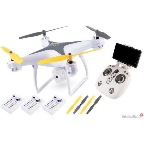 Overmax X-Bee 3.3 WiFi komplett RC quadcopter drón szett