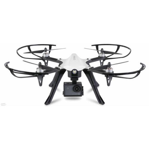 Overmax X-bee 8.0 WiFi 4K komplett RC quadcopter drón szett