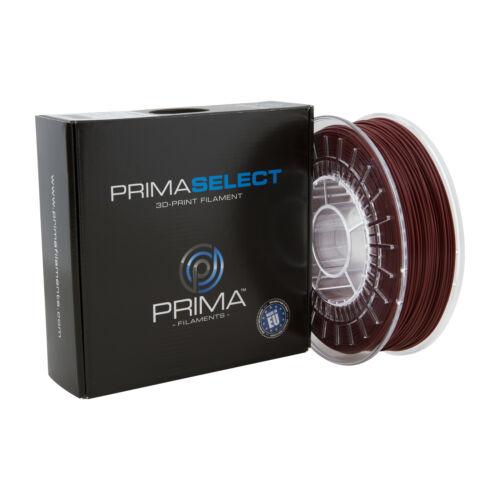 PrimaSelect PLA™ nyomtatószál (1,75 mm, vörösbor, 0,75 kg)