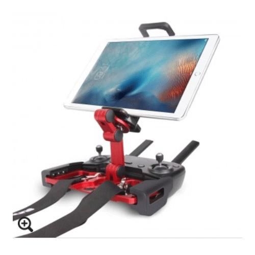 DJI Mavic 2 / Mavic Pro / Mavic Air / Spark alumínium tablet tartó