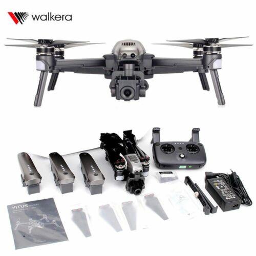 Walkera VITUS 320 4K Starlight Combo komplett drón szett