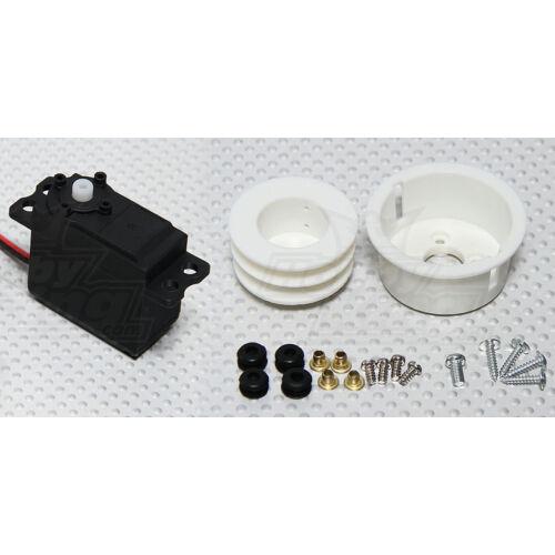 SW4805-4PA vitorlaszervó 4 fordulatos (45 gramm)