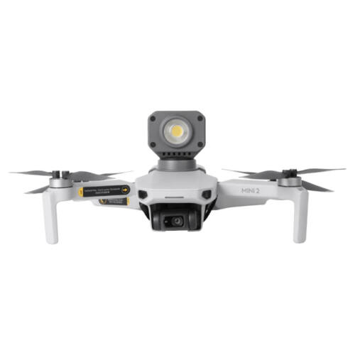 Navigációs LED világítás DJI Mavic Mini / Mini 2 drónhoz (felfogatóval)