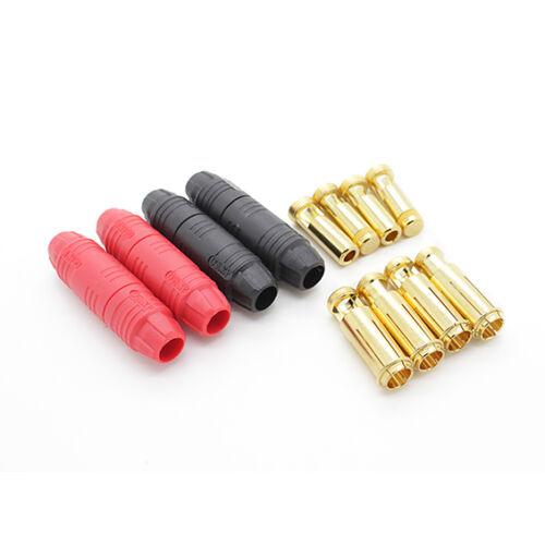 Aranyozott csatlakozópár (7 mm tokozott, 1 pár, DJI-S)