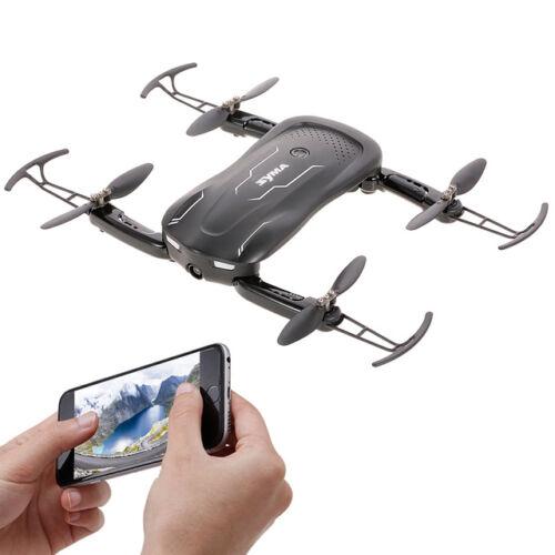 Syma Z1 összecsukható WiFi FPV HD kamerás drón szett