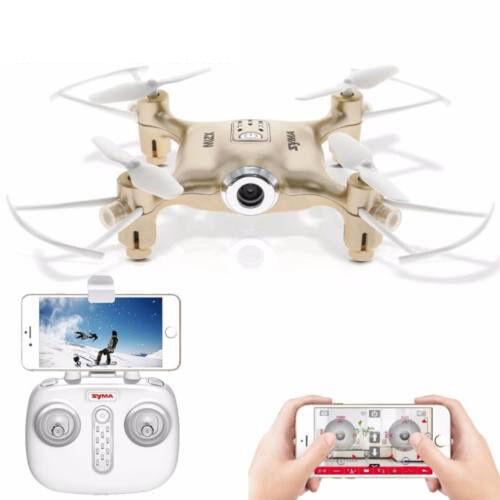 Syma X21W WiFi FPV HD kamerás drón szett