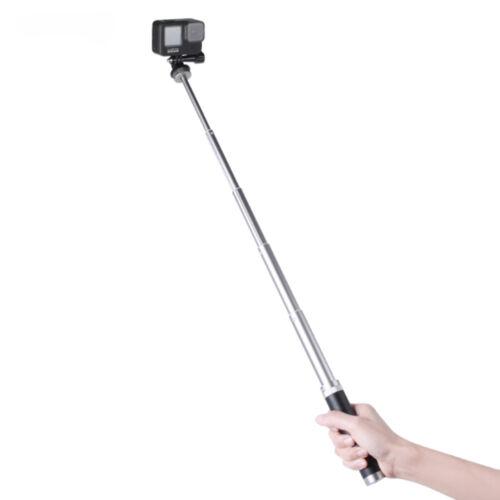 Sunnylife Pro selfi rúd kamerához (15-66 cm, szürke elox alumínium