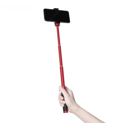 Sunnylife Pro selfi rúd kamerához (15-66 cm, piros elox alumínium)