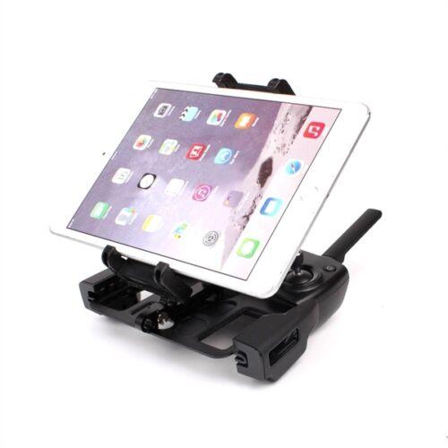 DJI Mavic 2 / Mavic Pro / Mavic Air / Mini / műanyag tablet tartó (fekete)