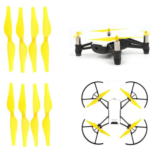 DJI Tello rotor szett (sárga)