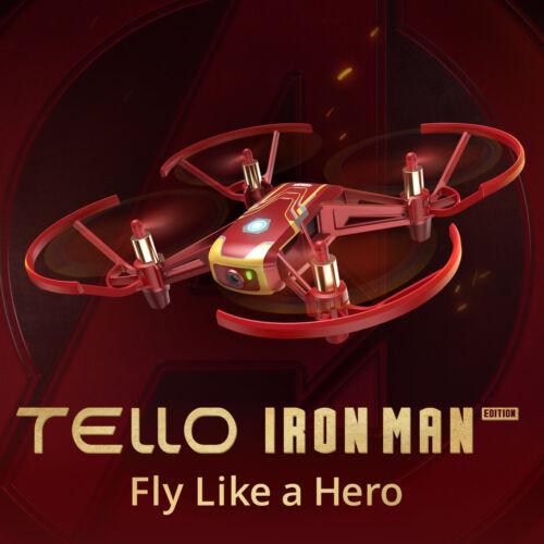 DJI Tello Iron Man Limited Edition drón