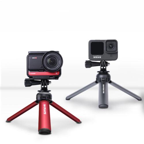 Sunnylife Pro tripod kameraállvány (13 cm, piros elox alumínium)