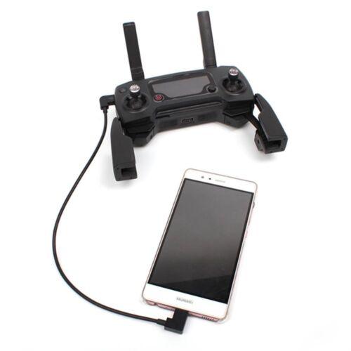 DJI to Android micro USB adatkábel DJI Spark és Mavic Pro drónhoz