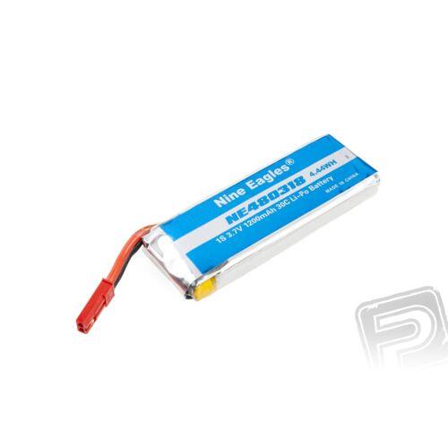 Galaxy Visitor3/6 1200mAh 3,7V 20/30/2C LiPo akkumulátor