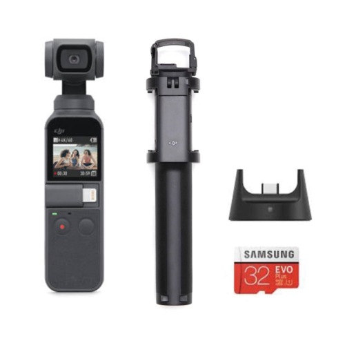 DJI OSMO Pocket Vlogger Combo