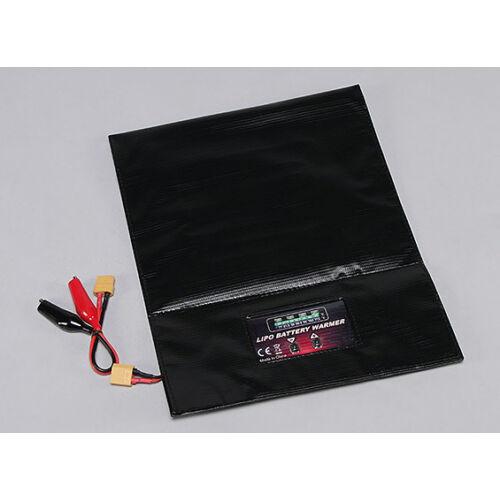 LiPo akkumulátor melegítő tasak (programozható, 12V, 25-45 ºC)