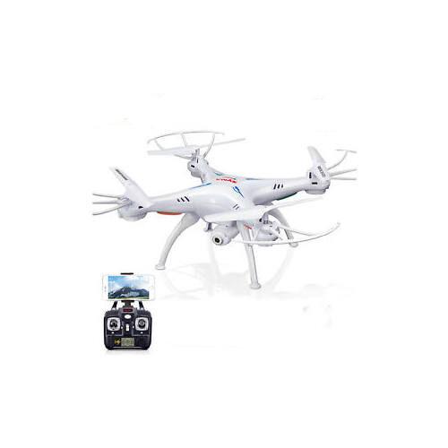 Syma X5SW WiFi FPV HD kamerás komplett RC quadcopter drón szett