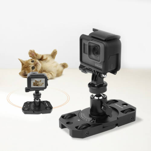 Mini Camera Dolly (Osmo Action, Pocket, Mobile 3, GoPro, Insta 360 kamerákhoz)