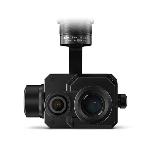 DJI Zenmuse XT2 B13SR FLIR hőkamera+RGB kamera