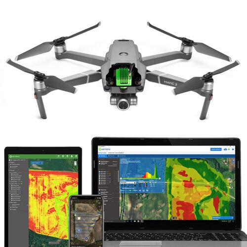 DJI Mavic 2 Zoom + Sentera Single NDVI mezőgazdasági felmérő drón szett